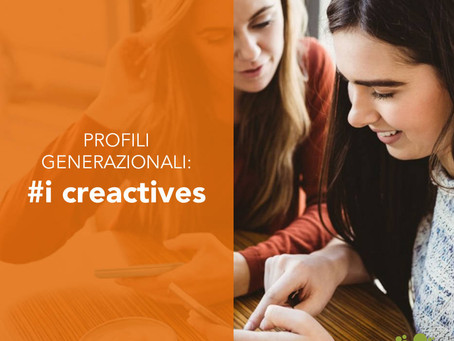 Profili generazionali: i CreActives