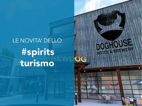 """Le novità dello """"spirits turismo"""""""
