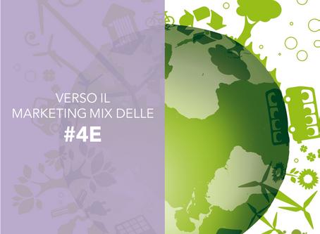 Verso il marketing mix delle 4E