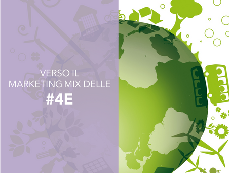Verso il marketing mix delle 4E