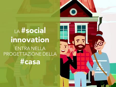 La social innovation entra nel mondo dell'abitare