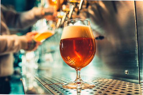 Market Size Report Alcoholic Beverage (Beer) - Italy