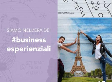 Siamo nell'era dei business esperienziali