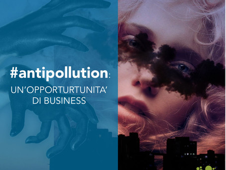 Arriva l'antipollution: un'opportunità di business