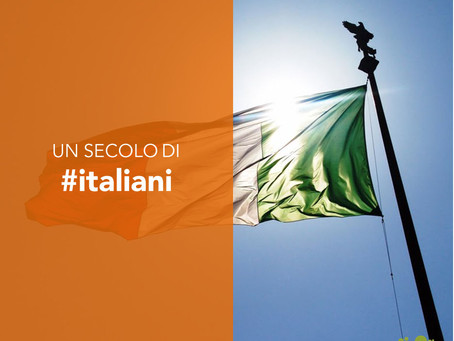 Un secolo di Italiani