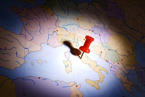 Promozione Turistica delle Regione Italiane