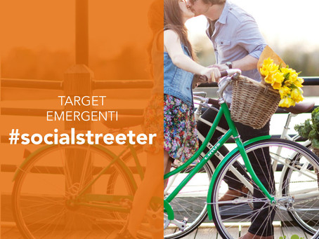 Target emergenti: social streeter