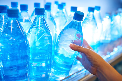 Market Size Report Bottled Water - Italy