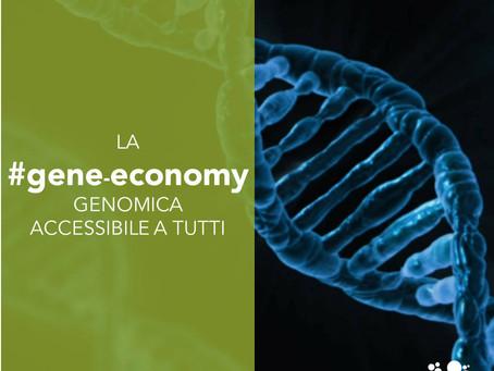 """La """"gene-economy"""": genomica accessibile a tutti"""