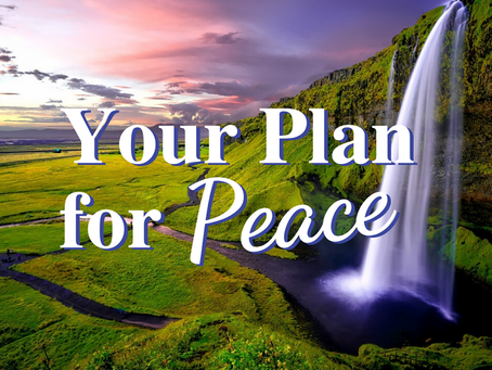 Plan for Peace at Work or Home – Let it Go