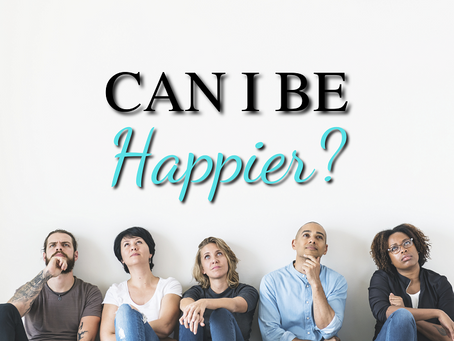 How Do You Choose To Be Happier?