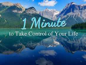 1 Minute to Control