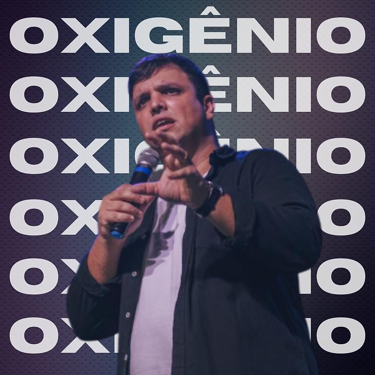 19HS DOM - CULTO OXIGÊNIO - 26/SETEMBRO