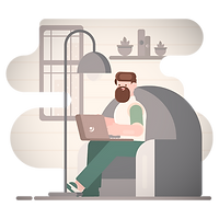 leisure _ man, guy, person, chair, armchair, home, workspace, laptop, computer_edited.png