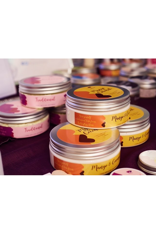 2 Body Butters for £45
