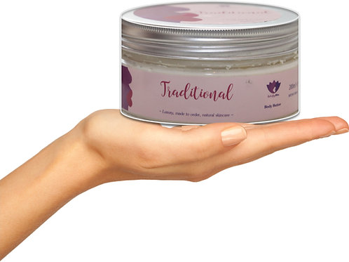 Traditional Body Butter