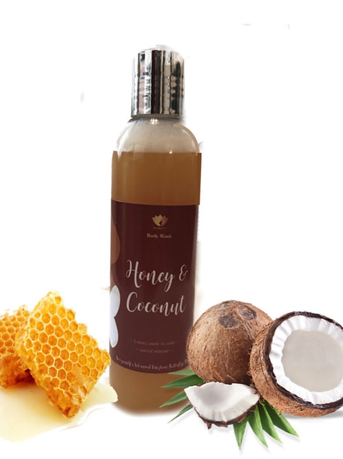 Honey & Coconut Wash