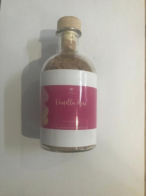 Vanilla Rose Bath Salts