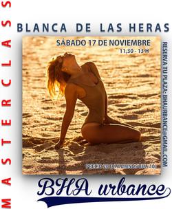 MASTER BLANCA DE LAS HERAS