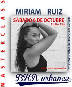MASTER MIRIAM RUIZ