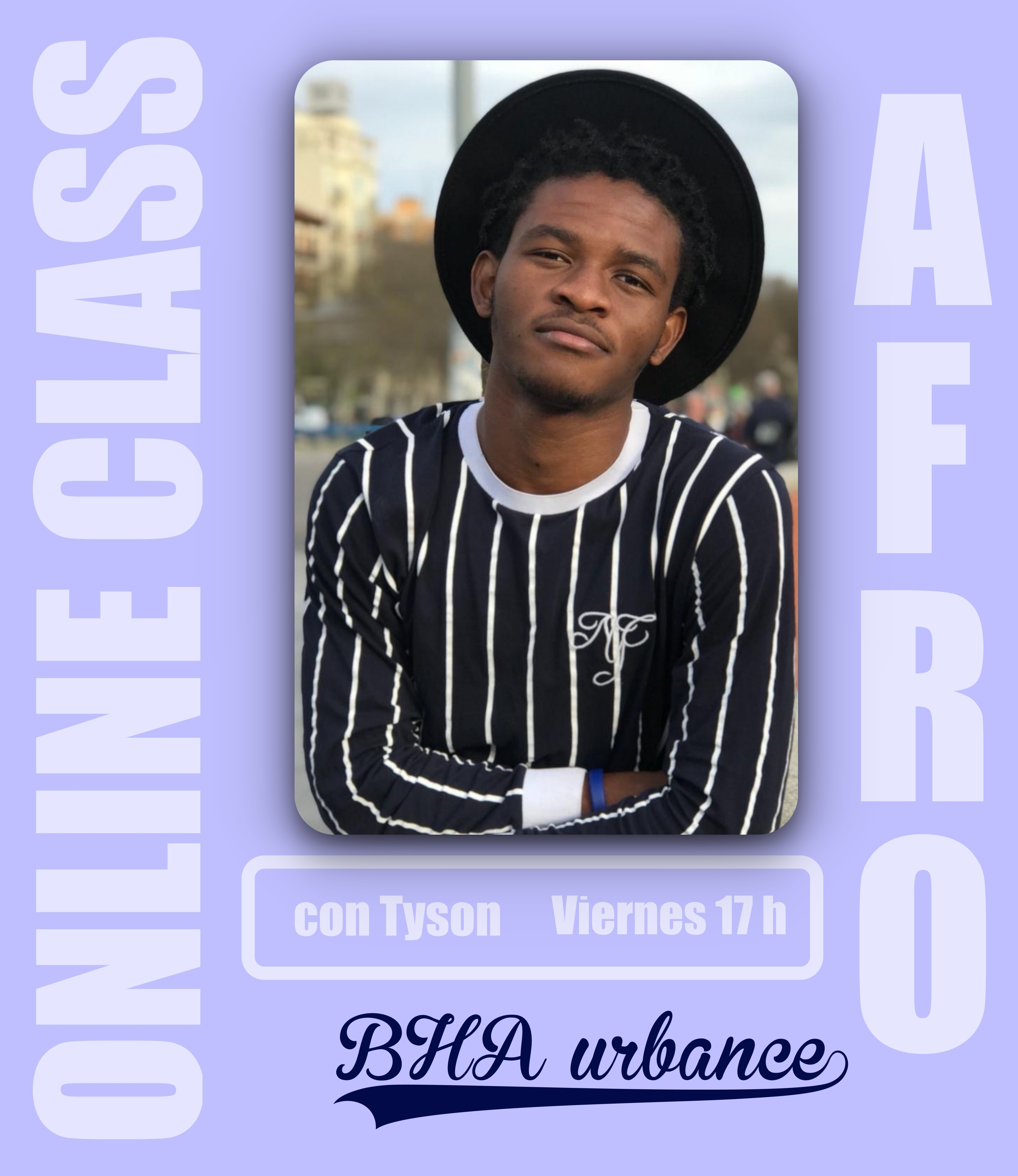 FLYER AFRO