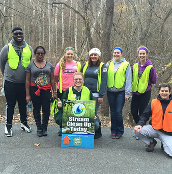 Patapsco Valley State Park-Orange Grove Stream Cleanup