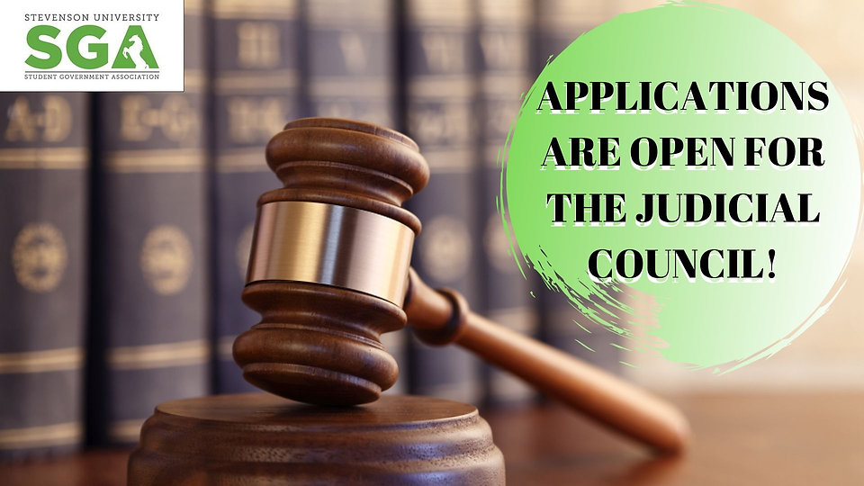 APPLICATIONS ARE OPEN FOR THE JUDICIAL C