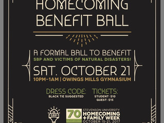 Celebrate Homecoming and a Cause