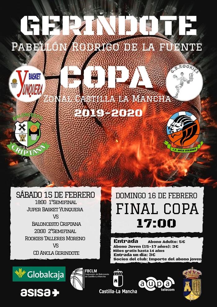 Cartel Copa Gerindote