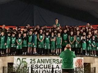 GRAN AMBIENTE EN LA PRESENTACIÓN DE LOS EQUIPOS Y VICTORIA IMPORTANTÍSIMA DEL JUNIOR MASCULINO