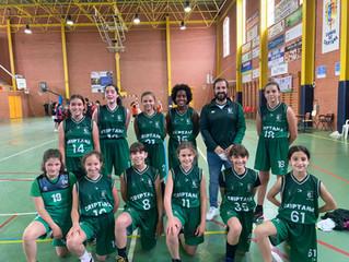 Resultados Escuela de Baloncesto jornada 24-25 de abril