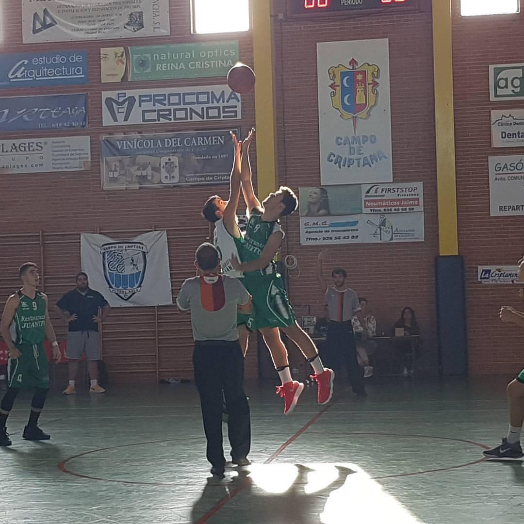 Salto Junior Masculino