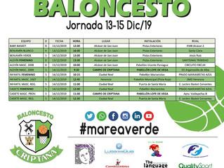 PREVIA JORNADA 14-15 DE DICIEMBRE