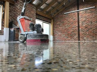 E & M Concrete Polishing
