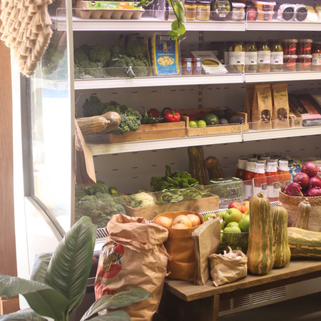 Local & Organic Produce from Grow Lightly