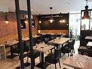 salle restaurant Le Restique - Vienne, Isère