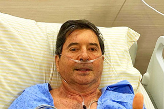 Maguito tem sangramento pulmonar e seu quadro da covid se agrava em SP