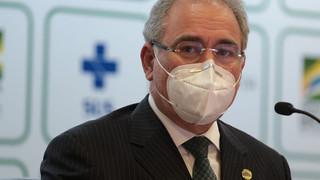 Ministro reforça anúncio de imunização de todos brasileiros até o fim de 2021