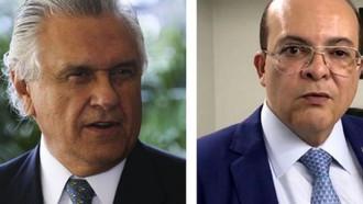 Tensão entre Ibaneis e Caiado pode agravar os problemas no Entorno do DF