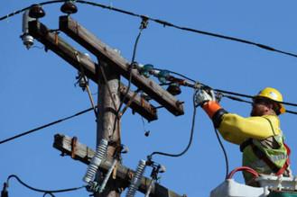 Acabou! Energia elétrica de consumidor inadimplente volta a ser cortada
