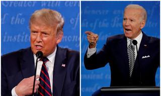 Trump se declara vencedor antecipado e Biden mantém confiança na vitória