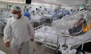 Leitos de UTI no DF tem mais de 20% de ocupação com pacientes de outros Estados