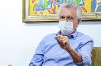 Governador diz em live que retorno as aulas presenciais somente após vacinação