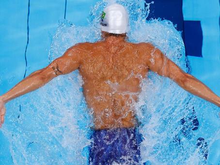 Léo de Deus chega à final da natação e disputa medalha na noite desta terça