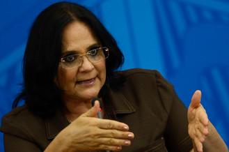 Ministra repudia crime do supermercado e endurece política de proteção ao cidadão