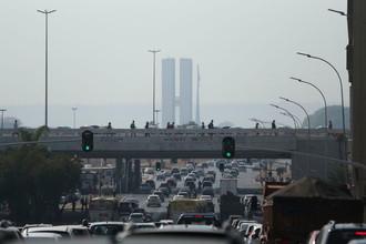 Umidade do ar cai muito e GDF emite alerta a população para alguns cuidados