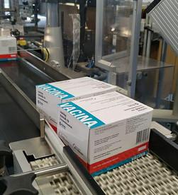 Fiocruz já repassou ao governo federal 54,8 milhões de doses da AstraZenica