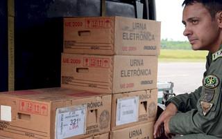 TSE aprova pedidos de reforço das Forças Federais em quatro estados