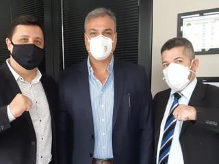 Eládio Carneiro e delegado Waldir são nomes fortes do PSL para 2022