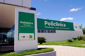 Goianésia e região ganham policlínica modelo e referência para o País